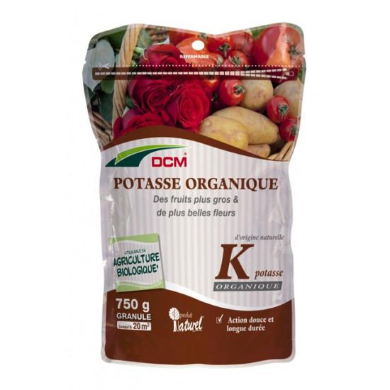 Potasse de jardin 750g de DCM - Engrais et terreaux dans Granule