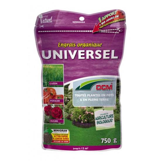 Engrais organique universel 750g de DCM - Engrais et terreaux dans Granule