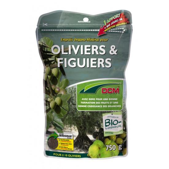 Engrais oliviers-figuiers 750g de DCM - Engrais et terreaux dans Granule