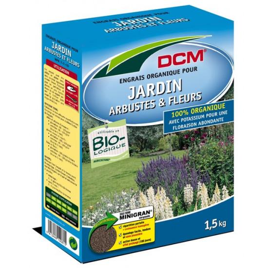 Engrais jardin 1.5kg de DCM - Engrais et terreaux dans Granule