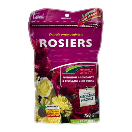 Engrais rosiers 750g