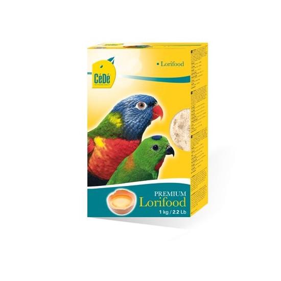 Lorifood 1kg de Versele Laga - Orlux - Pâtée pour oiseaux et nourriture rongeurs dans Graines pour oiseaux