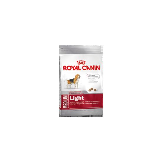 Medium light weight care 3kg de Royal Canin - Croquette chien et chat dans Royal canin pour chiens