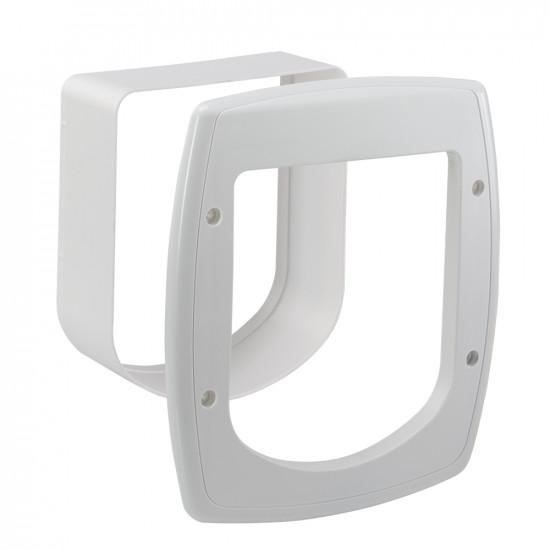 Extension swing microch. blanc de Ferplast - cage pour oiseaux et rongeurs dans Chatieres