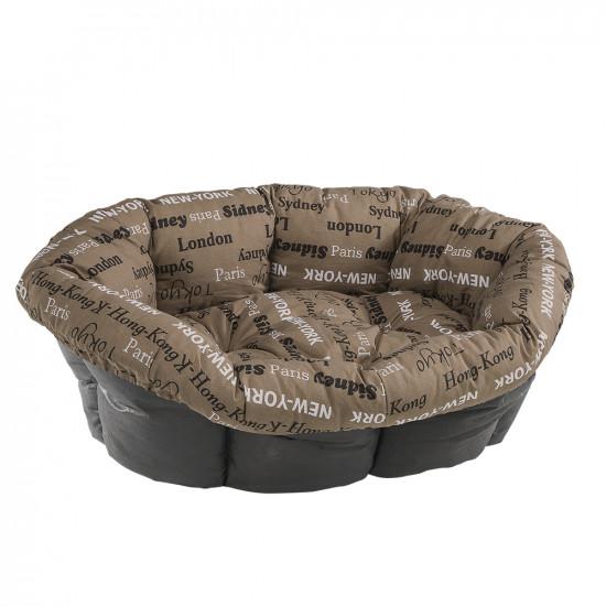 Recharge sofa 2 motif 2 de Ferplast - cage pour oiseaux et rongeurs dans Paniere et coussin pour chiens
