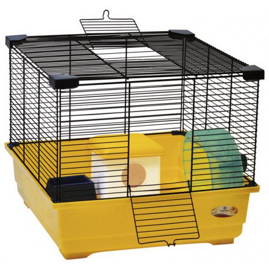 Cage cage jill 42.1 basic giallo-ne