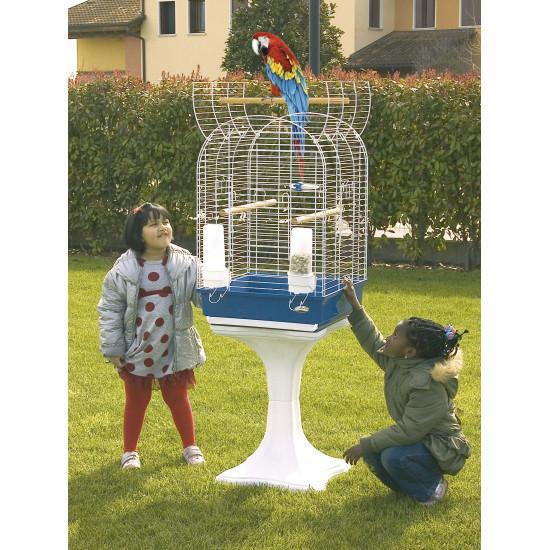 Kit coya 52 blu-bianco de Marchioro dans Cages oiseaux