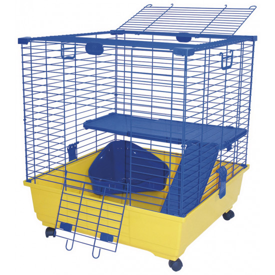 Cage tommy 62q c1 blu-giallo