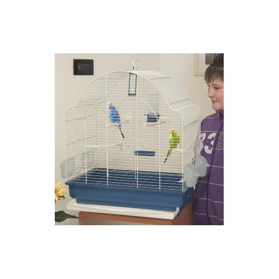 Cage spyros 62 top blu sc-beige