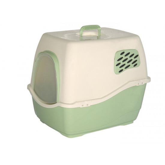 Maison toilette bill 1 f giada de Marchioro - cage pour oiseaux et rongeurs dans Maison de toilette pour chats