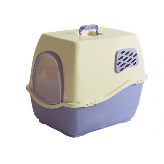 Maison toilette bill 1 f parma de Marchioro - cage pour oiseaux et rongeurs dans Maison de toilette pour chats