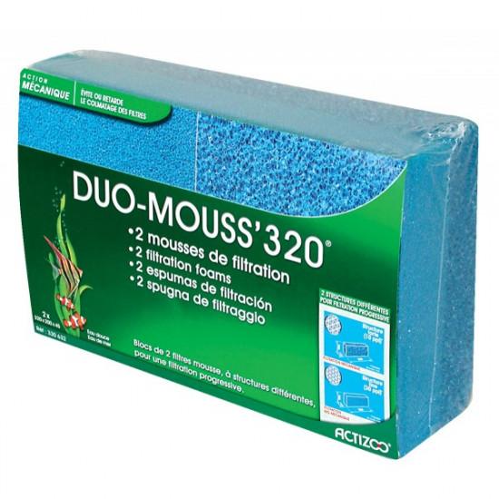 Duo mouss' 320 de Zolux - Produit pour animaux dans Produits de filtration