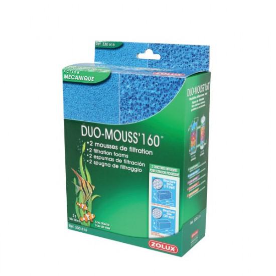 Duo mouss' 160 de Zolux dans Produits de filtration