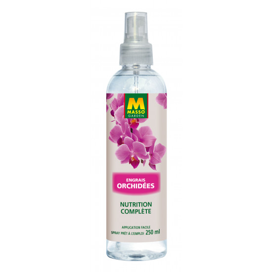 Engrais orchidees 250ml