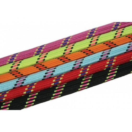 Laisse corde 6m turquoise de Zolux - Produit pour animaux dans Laisses