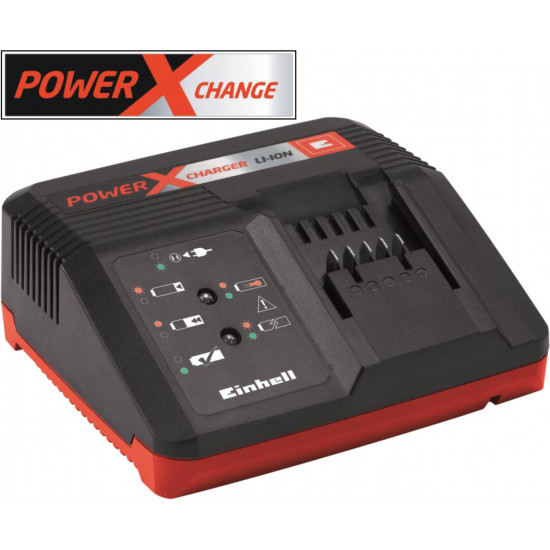 Chargeur batterie power x change 18