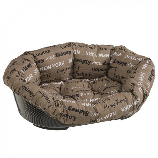 Sofa 12 motif 2 de Ferplast dans Paniere et coussin pour chiens