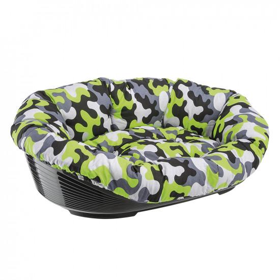 Sofa 6 camouflage vert