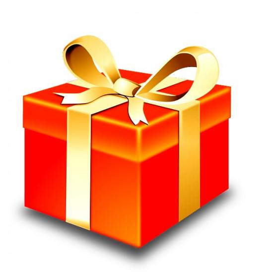 Emballage Cadeau ( - de 10kg ) de  dans Accueil