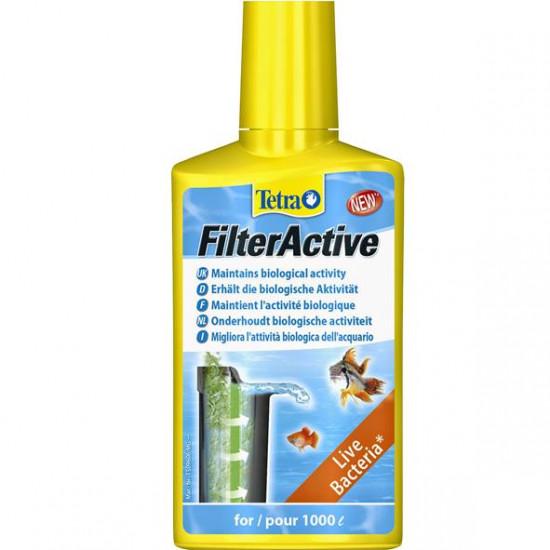 Tetra filteractive 250ml de Tetra - Tetra pond - Nourriture pour poissons dans Equilibre de l'eau
