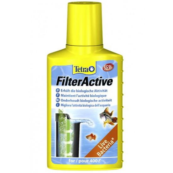 Tetra filteractive 100ml de Tetra - Tetra pond - Nourriture pour poissons dans Equilibre de l'eau
