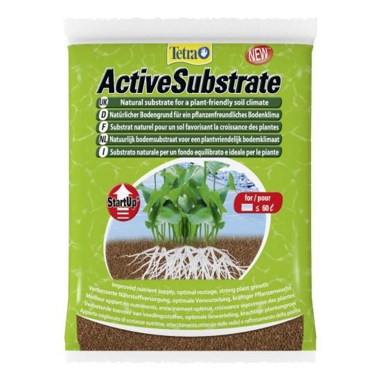 Tetra active substrate 6l de Tetra - Tetra pond - Nourriture pour poissons dans Soin des plantes
