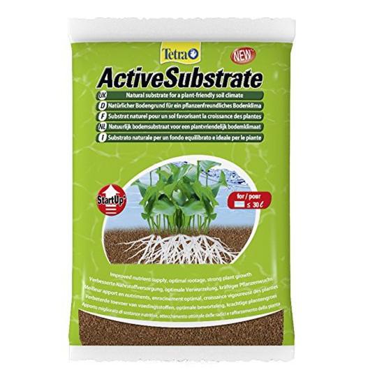 Ztetra active substrate 3l de Tetra - Tetra pond - Nourriture pour poissons dans Soin des plantes
