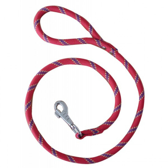 Laisse nyl corde 13mm/1,2m r