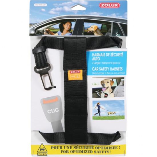 Harnais securite large de Zolux - Produit pour animaux dans Transport pour chiens