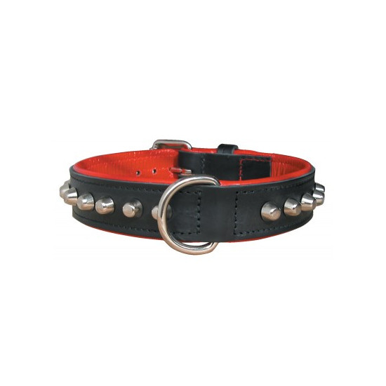 Collier bouledog 40cm 30mm nr