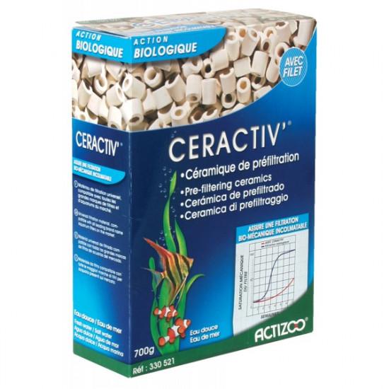 Ceractiv' 1l/700g de Zolux - Produit pour animaux dans Produits de filtration