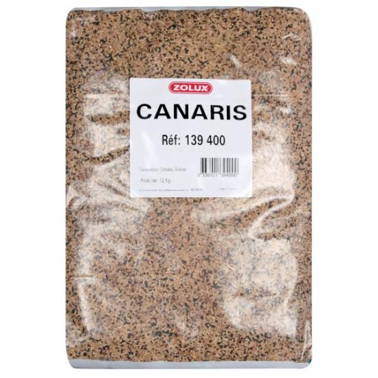 Melange canaris sac 12kg
