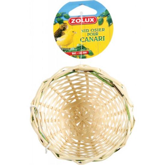 Nid osier canari nu de Zolux - Produit pour animaux dans Nids