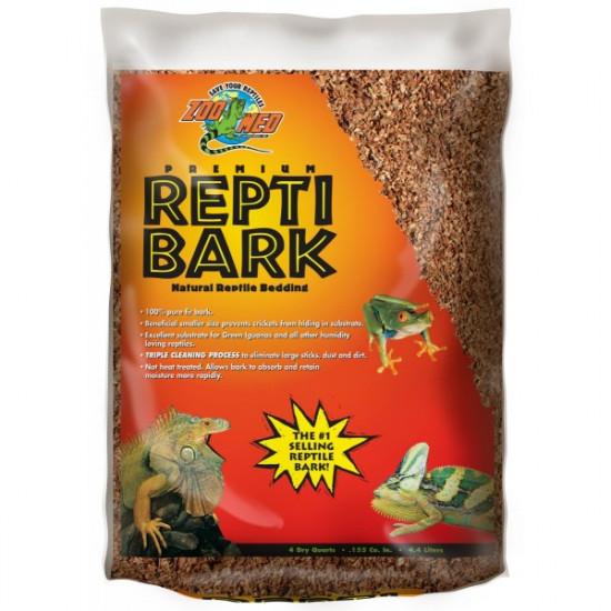 Ecorces repti bark 2.5kg rb8 de Zoomed - Accessoires reptiles dans Substrat de sol