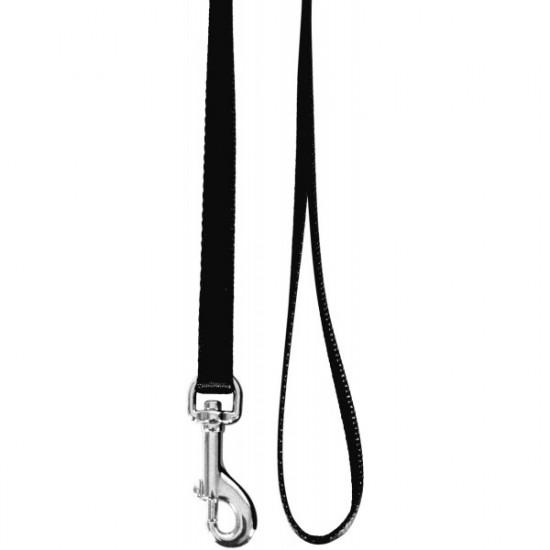 Laisse nylon chat noir de Zolux - Produit pour animaux dans Laisses collier harnais pour chats