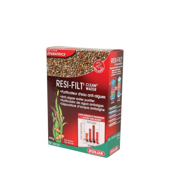 Resifilt'cleanwater 1l/480g
