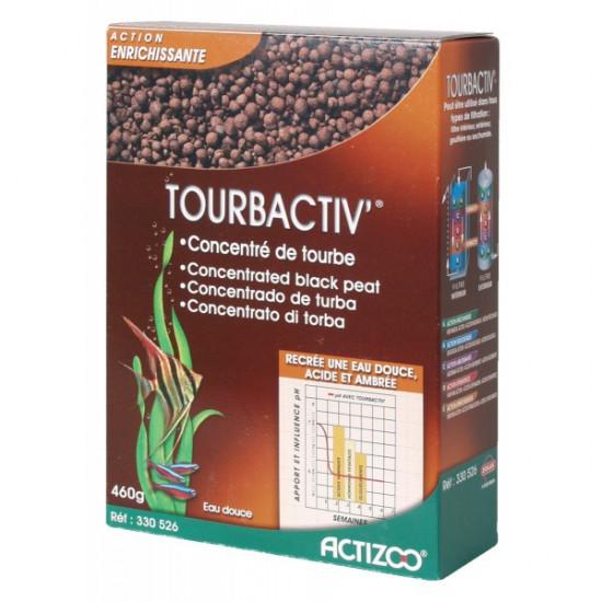 Tourbactiv' 1l/460g de Zolux - Produit pour animaux dans Produits de filtration