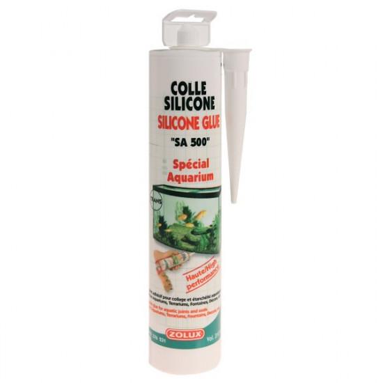 Silicone aqua 310ml transparent de Zolux - Produit pour animaux dans Accessoires pour aquariums