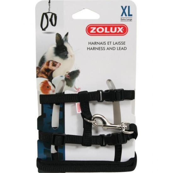 Kit harnais p.mam casual xl noi de Zolux - Produit pour animaux dans Accessoires pour rongeurs