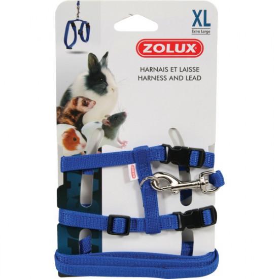 Kit harnais p.mam casual xl ble de Zolux - Produit pour animaux dans Accessoires pour rongeurs