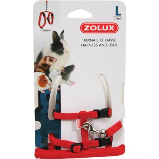 Kit harnais p.mam casual l rge de Zolux dans Accessoires pour rongeurs