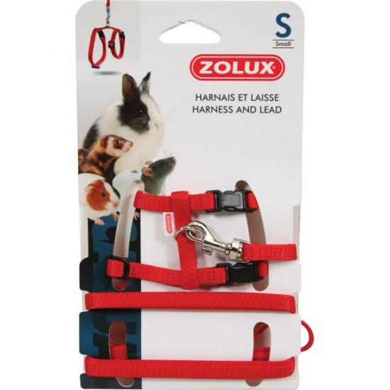 Kit harnais p.mam casual s rge de Zolux - Produit pour animaux dans Accessoires pour rongeurs