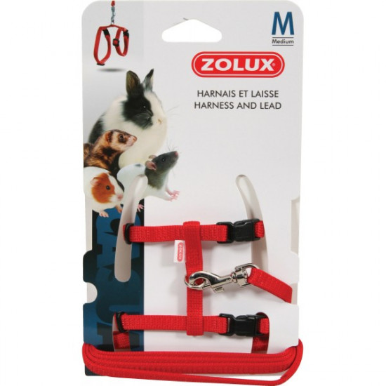 Kit harnais p.mam casual m rge de Zolux - Produit pour animaux dans Accessoires pour rongeurs