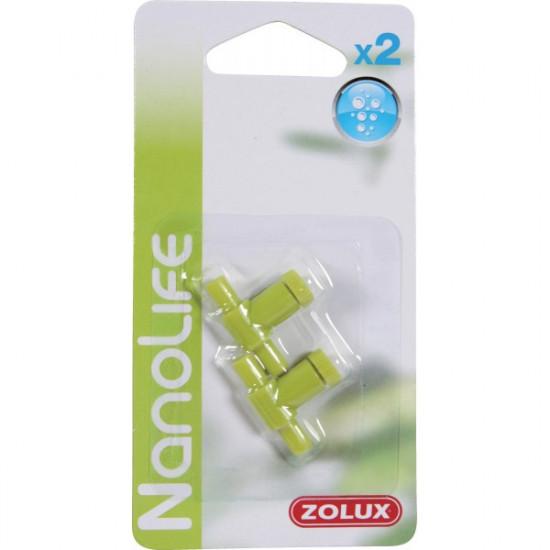 Robinet air plast./2 de Zolux - Produit pour animaux dans Pompe à air pour aquariums