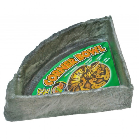 Mangeoire reptirock s fd20 de Zoomed - Accessoires reptiles dans Mangeoire pour reptiles
