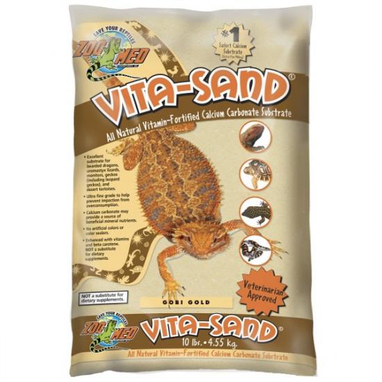 Sable vitasnd gobi 4.5kg vg10 de Zoomed - Accessoires reptiles dans Substrat de sol