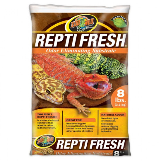 Litiere reptifresh 3.6kg ro8