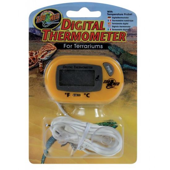 Thermometre digital th24e de Zoomed - Accessoires reptiles dans Thermometre - hygrometre