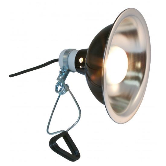 Refl clamp 22cm 150w lf12