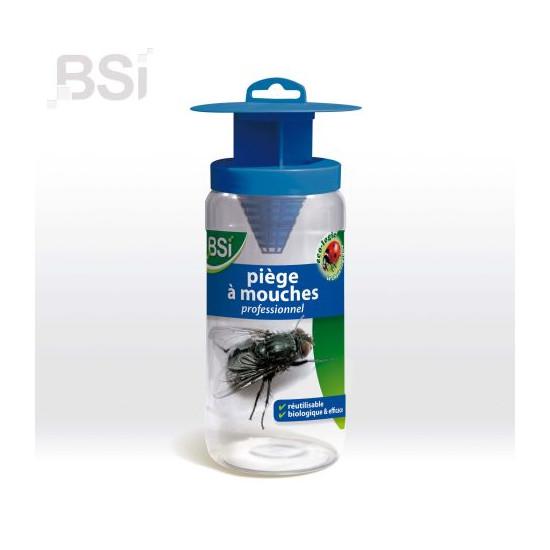 Piege mouches professionnel reutil de BSI -Bio service international - traitement pour plantes dans Insectes volants et rampants
